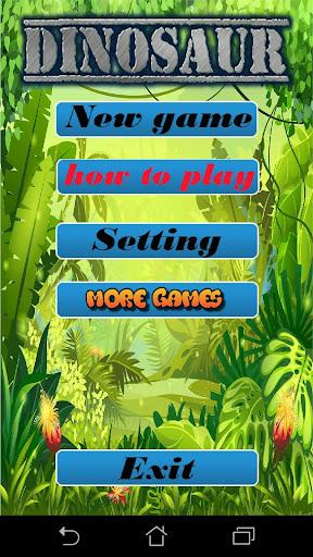Dinosaur Game New Game: Free