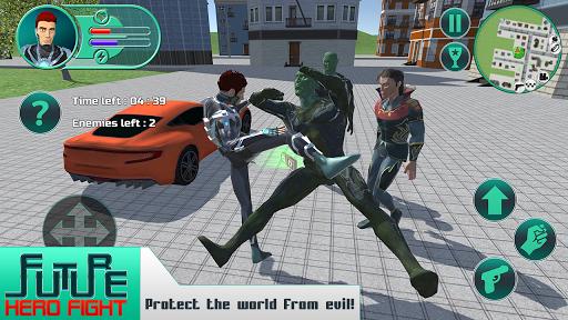 Future Hero Fight for PC