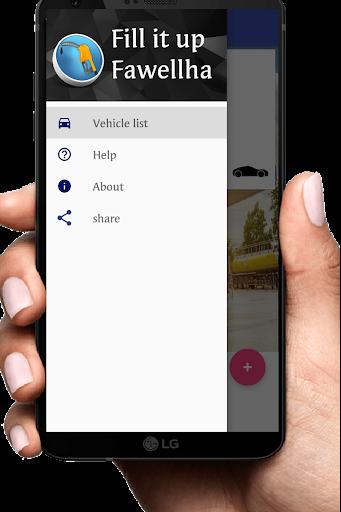 Fill it up - fuel cost - Fawellha 1.3 screenshots 4