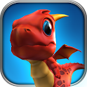 🏰 Dragon Climb - Spiral Tower icon