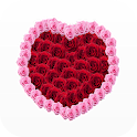 Lovely Rose Photo Frame icon