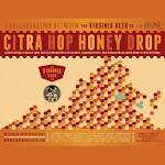 Virginia Beer Co. / Stone Brewing Citra Hop Honey Drop