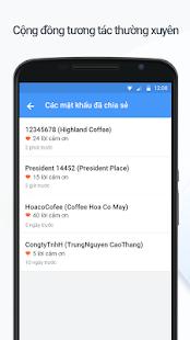 Tải ZiPi 2.0 Chia sẻ mật khẩu WiFi miễn phí