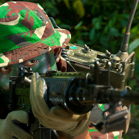 Indonesian National Army by Tofaneo Dean - Novices Only Portraits & People ( indonesian )