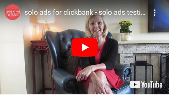 Solo Ads for Clickbank - Testimonial for Amit Solo Ads