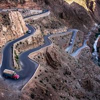 Marocco: Route R704 di
