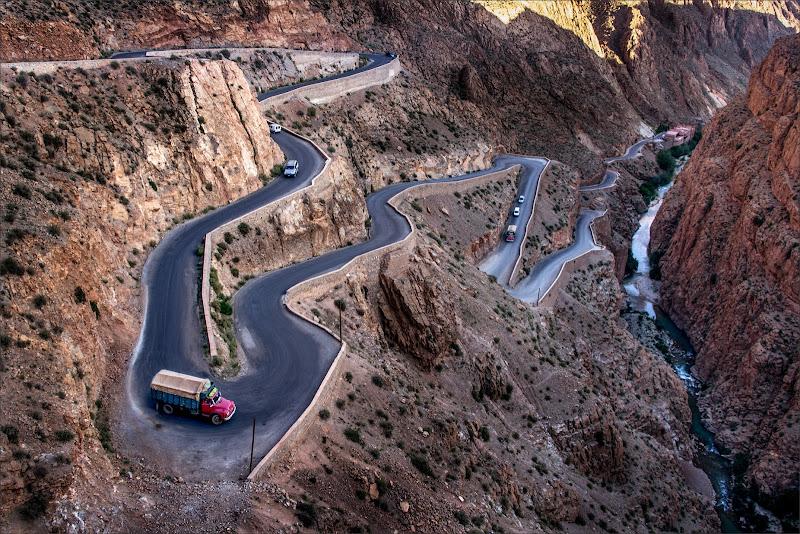 Marocco: Route R704 di alberto raffaeli