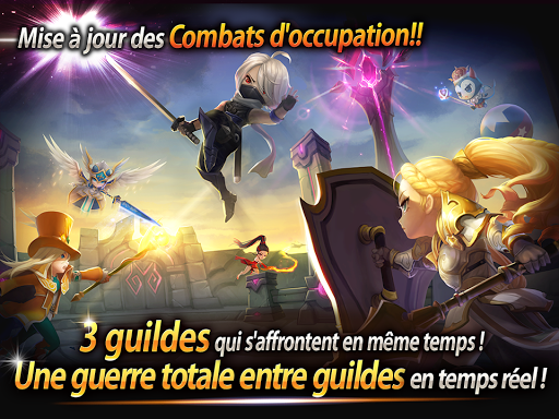 Summoners War: Sky Arena  captures d'u00e9cran 2