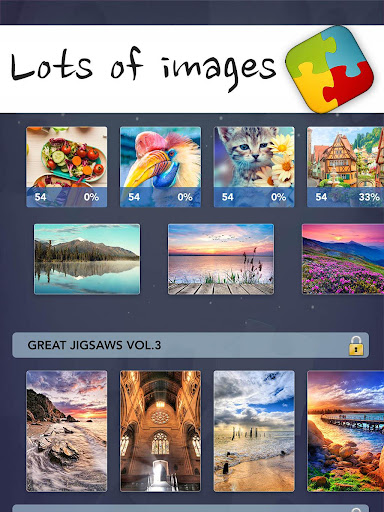 Jigsaw Puzzle HD - play best free family games apkmr screenshots 10