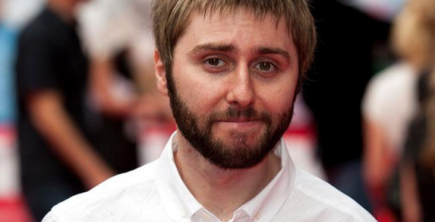 James Buckley reveals he's getting a brace fitted