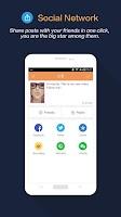 Screenshot of Kwai, the best short video App