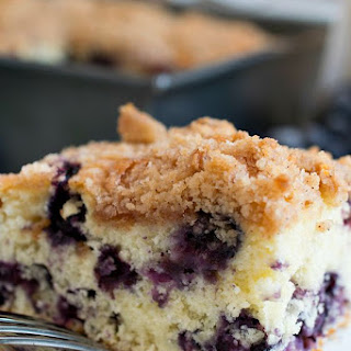 Blueberry Buckle.