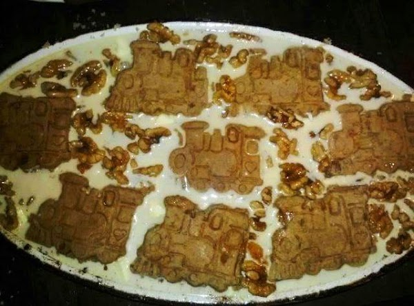 Sweet Potato Cobbler With Orange Gingerbread Recipe