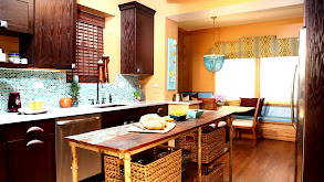 Kitchen Transformed With Texture thumbnail