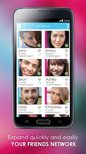Amitiu00e9 : chat, friend, dating 2.0 screenshots 3