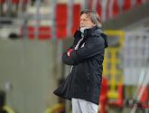 Management van Antwerp FC twijfelt om door te gaan met Frank Vercauteren