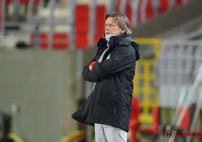 """Franky Vercauteren streng voor Antwerp: """"Het leek wel een wandeling voor sommigen"""""""