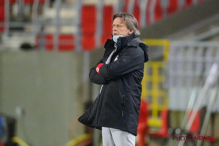 """Franky Vercauteren ziet dat Club Brugge niet meer onoverwinnelijk is: """"Het loopt allemaal wat minder dan een paar maanden geleden"""""""