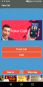 Fake Call – Girlfriend, Boyfriend App Download For Android 5