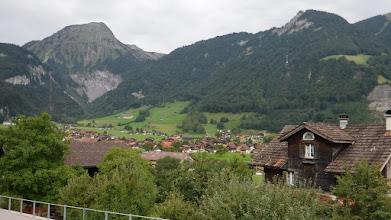 Photo: Útban Brünigpass felé