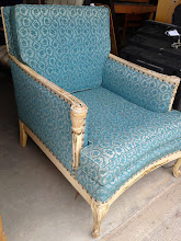 Photo: VINTAGE FRENCH PROVINCIAL CHAIR: SOLD