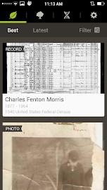 Ancestry Screenshot 4