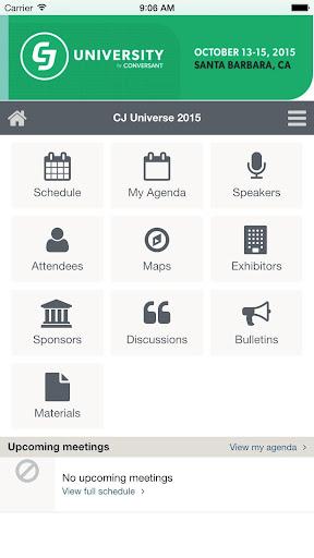 玩免費商業APP|下載CJU 2015 app不用錢|硬是要APP