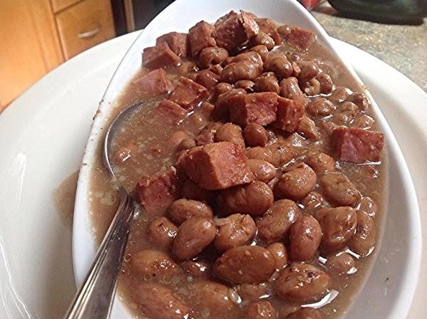 Fresh Shellie (shelly) Beans Recipe