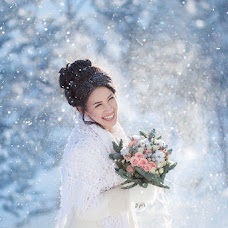 Wedding photographer Liliya Minnibaeva (liliyaminn). Photo of 27.01.2018