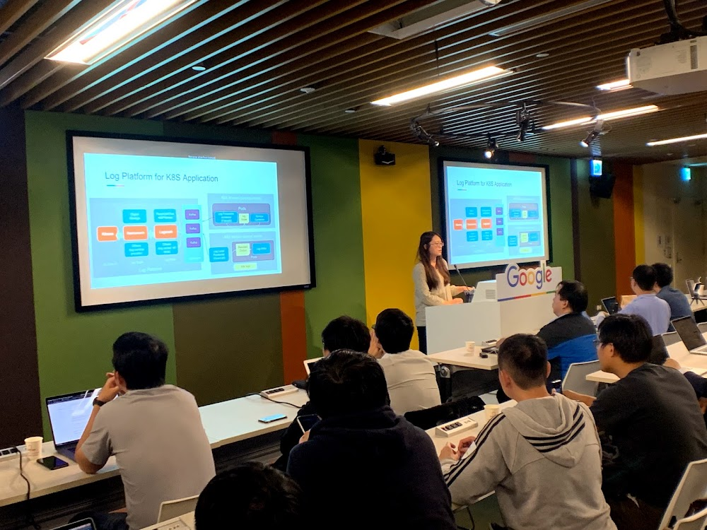 Gcpug Taipei Meetup #45 Recap