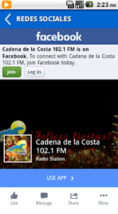 Cadena de la Costa 102.1 FM- screenshot thumbnail