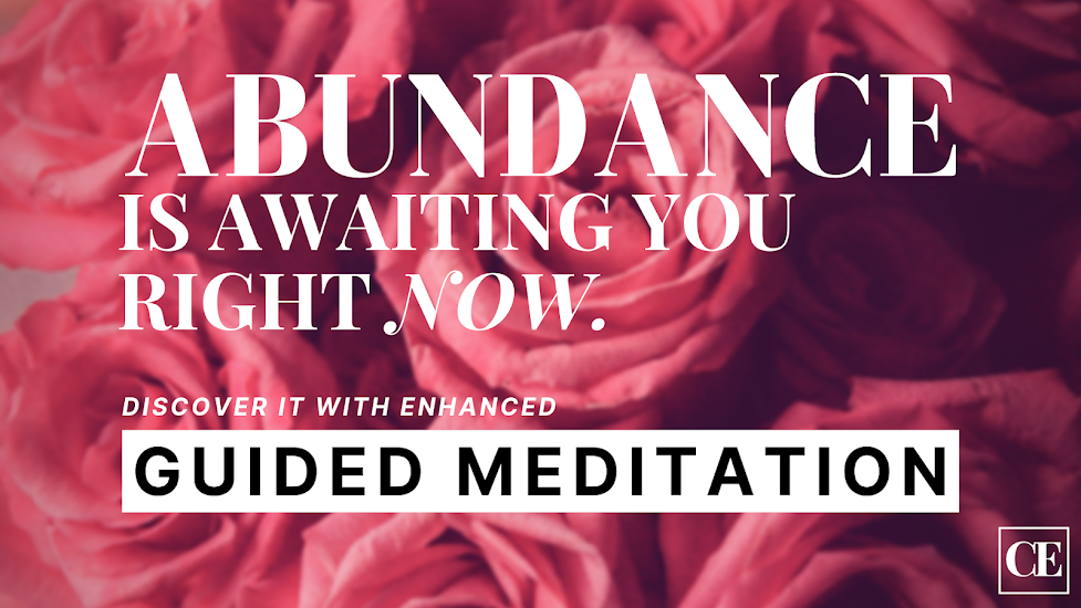 Manifest Your Dreams and Attract Abundance Meditation