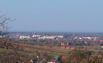 Photo: Brzesko widziane z Jadownik