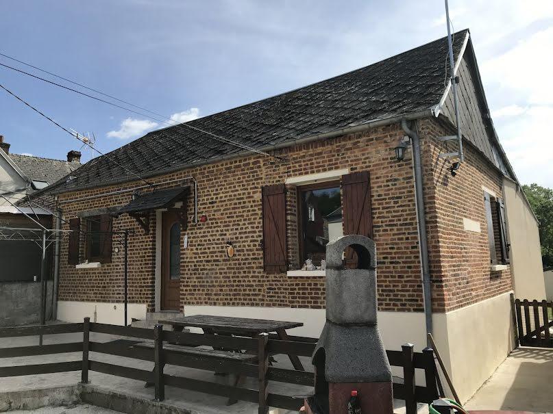 Vente maison 4 pièces 95 m² à Marle (02250), 122 000 €