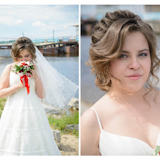 Wedding photographer Katerina Glushkova (kiskiskisaa). Photo of 24.06.2017