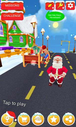 Santa Run screenshots 1