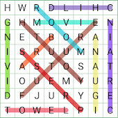 Free Word Search Puzzle - Word Find Android APK Download Free By HappyDream