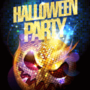 Halloween Party Masquerade  Icon
