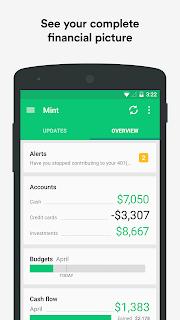 Mint: Personal Finance & Money screenshot 01