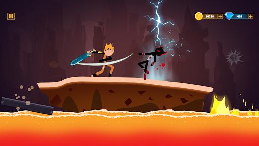 Supreme Stickman Battle Warrior: Duelist Fight apkmr screenshots 1