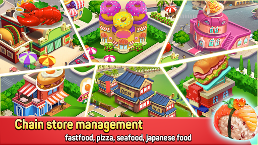 Fast Restaurant - Crazy Cooking Chef madness - screenshot