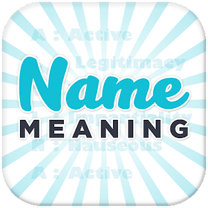 My Name Meaning РAndroid-apps p̴ Google Play