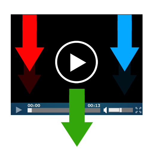 تنزيل الفيديو من الانترنت 媒體與影片 App LOGO-硬是要APP