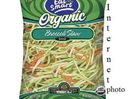 Internet Photo Of A Bag Of The Slaw Mix