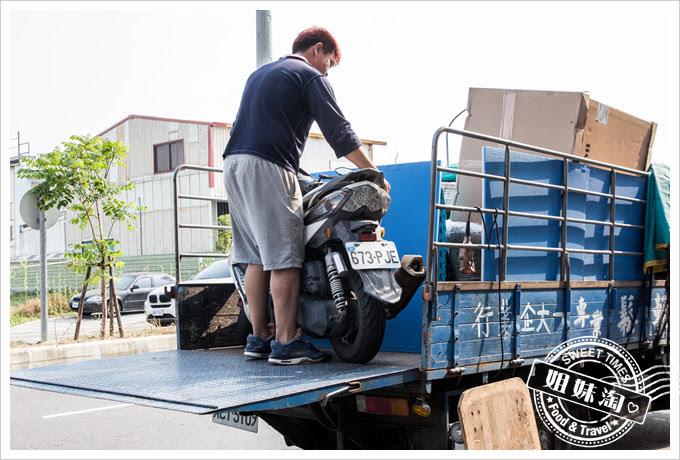 邦運高雄搬家公司學生搬家機車托運自助搬家