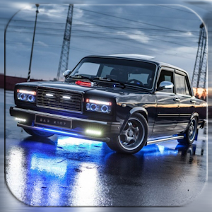 Russian car :2107 for PC and MAC