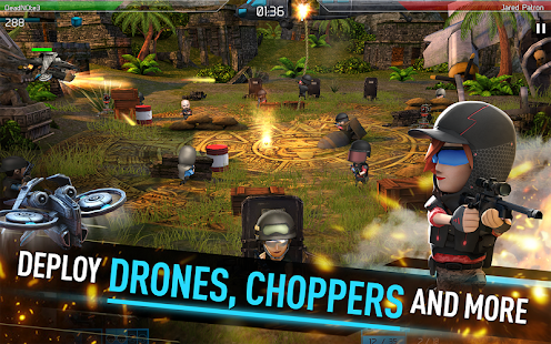 WarFriends: PvP Shooter Game- screenshot thumbnail