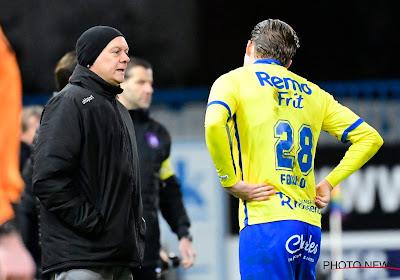 Pas de choc psychologique pour Waasland-Beveren : Dirk Geeraerd fait le point