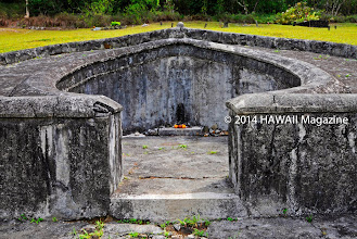 Photo: CULTURE CATEGORY, FINALIST. Chinese graveyard near Hanalei, Kauai. Photo by C. Ambrose R. Hertzberg, Lake Oswego, Oregon.