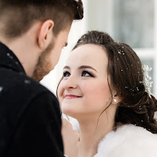 Wedding photographer Natalya Telnova (Natalykiss). Photo of 03.03.2018